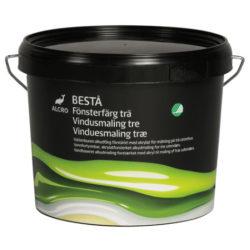 BESTÅ Fönsterfärg TRÄ