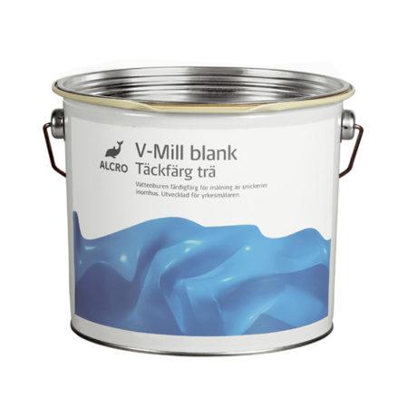 V-Mill blank täckfärg