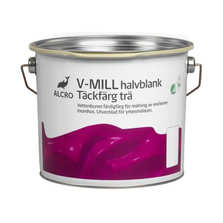 V-Mill halvblank