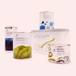 Yrkesmåleriprodukter